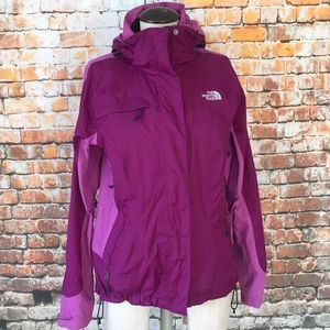 """Excellent condition The North Face """"Aucy"""" jacket"""